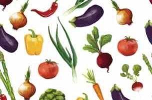 Verduras variasdas para el tratamiento de ovarios poliquisticos